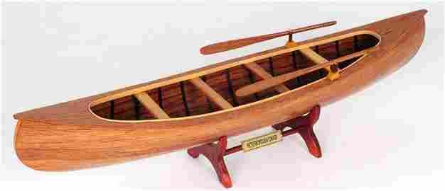Peterborough canoe L60