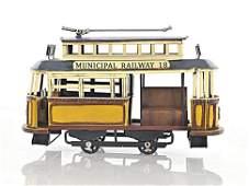 Municipal Railway Cable Car