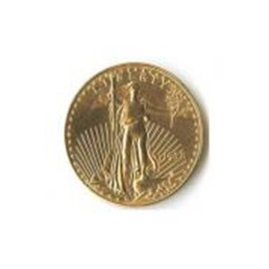 1998 American Gold Eagle 1/2 oz Uncirculated