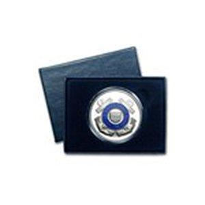 1 oz Silver Round - U.S. Coast Guard (Enameled, w/Box &
