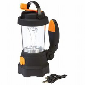 4 In 1 Wind Up Mitaki Camping Lantern