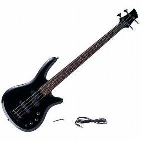 "Maxam 43"" Electric Bass Guitar"