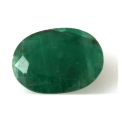 GENUINE 2.41 CTW EMERALD OVAL CUT