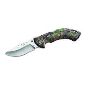 Buck Knives Folding Omni Hunter, 12 Pt Realtree Xtra Gr