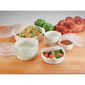 Lacuisine 18pc Microwave Cookware Set