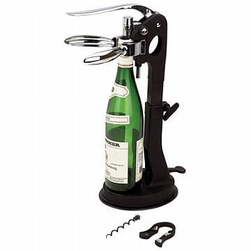 Wyndham House Tabletop Wine Opener with Suction-Grip St