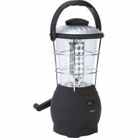 Mitaki Wind Up 36 Bulb-led Wind Up Lantern; Rechargeabl