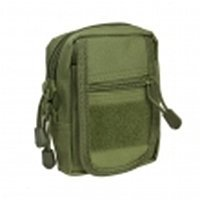 Vism By Ncstar Small Utility Pouch/Green