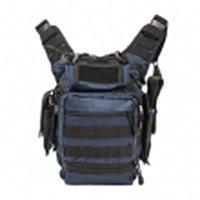 Vism By Ncstar Pvc First Responders Utility Bag/ Blue W