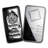 100 gram Silver Bar - Secondary Market