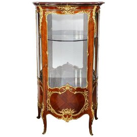 Francois Linke, an Exceptional French Ormolu-Mounted