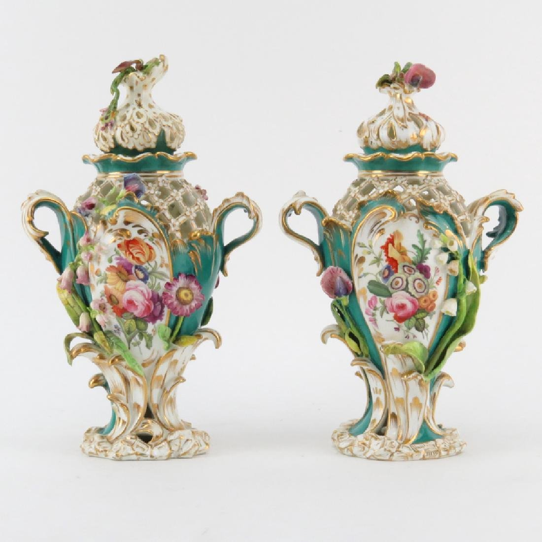 Pair of 18/19th Century English, Possibly Chelsea, Hand