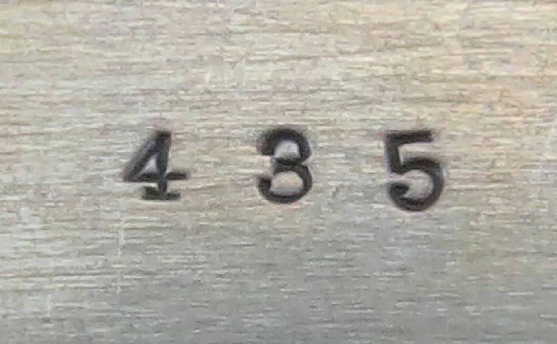 Six (6) Dominick & Haff, American (1868-1928)  Sterling - 6
