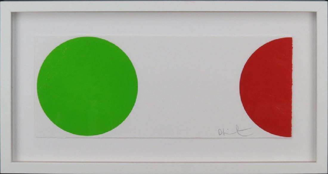 Damien Hirst, British (born 1965) Woodblock Print - 2