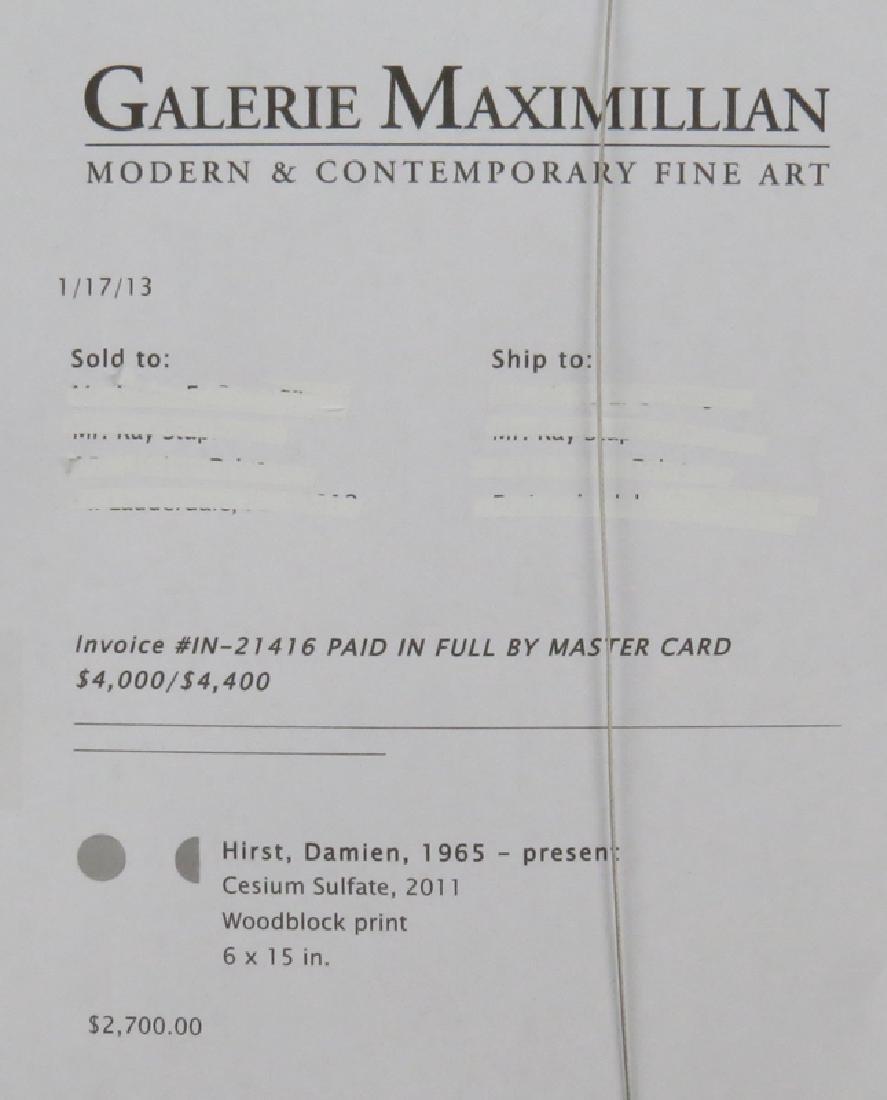 Damien Hirst, British (born 1965) Woodblock Print - 5
