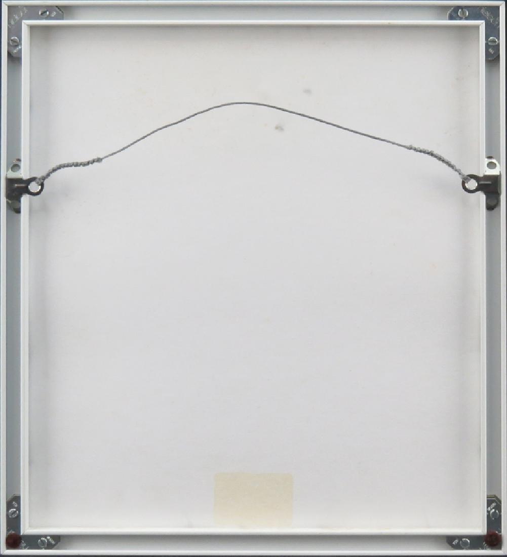 "James Rizzi, American (1950-2011) 3-D Screenprint, ""The - 4"