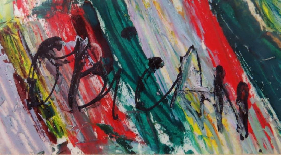 "Jovan Obican, Yugoslavian/French (1918-1986) ""Still - 3"