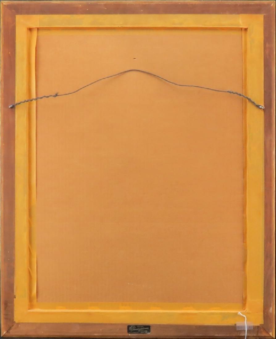"Jovan Obican, Yugoslavian/French (1918-1986) ""Still - 4"