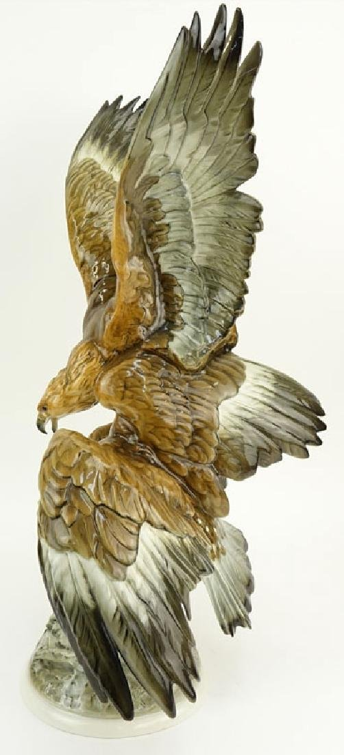 Hutschenreuther Porcelain Bird Group. Features Two (2) - 5
