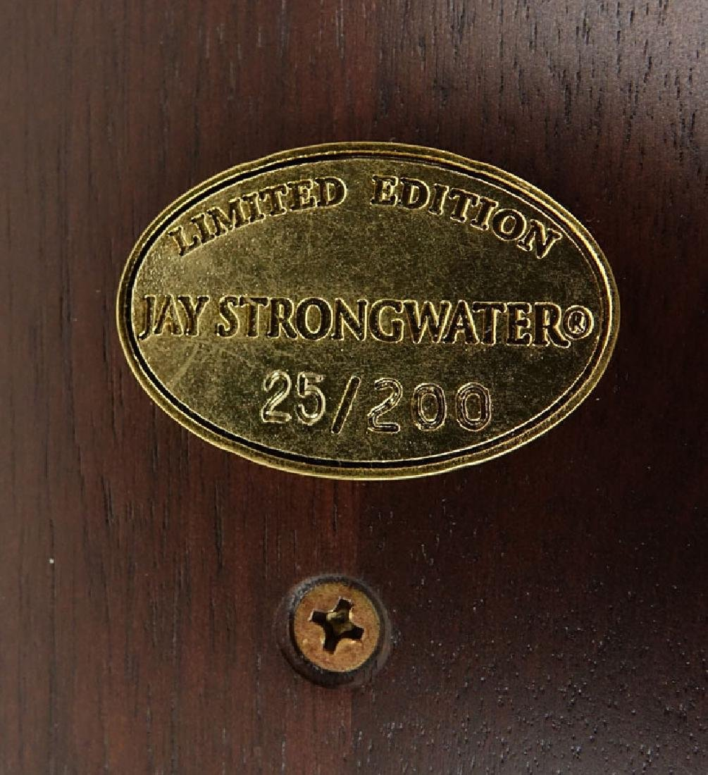 Limited Edition Jay Strongwater Wood and Enamel - 6