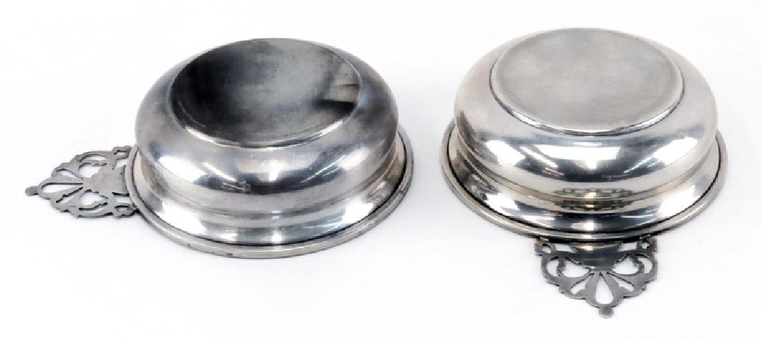 Grouping of Two (2) Sterling Silver Porringers. - 2