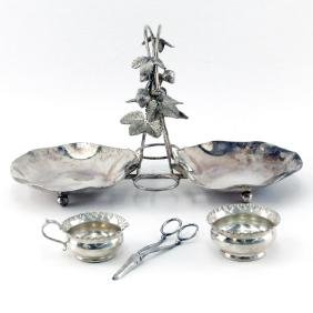 Antique Henry Wilkinson & Co, London Silver Plated