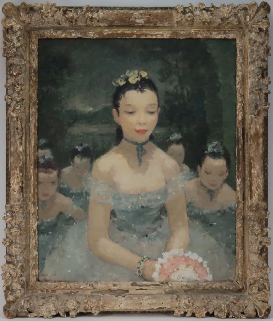 Dietz Edzard, German (1893-1963) Oil on canvas - 2