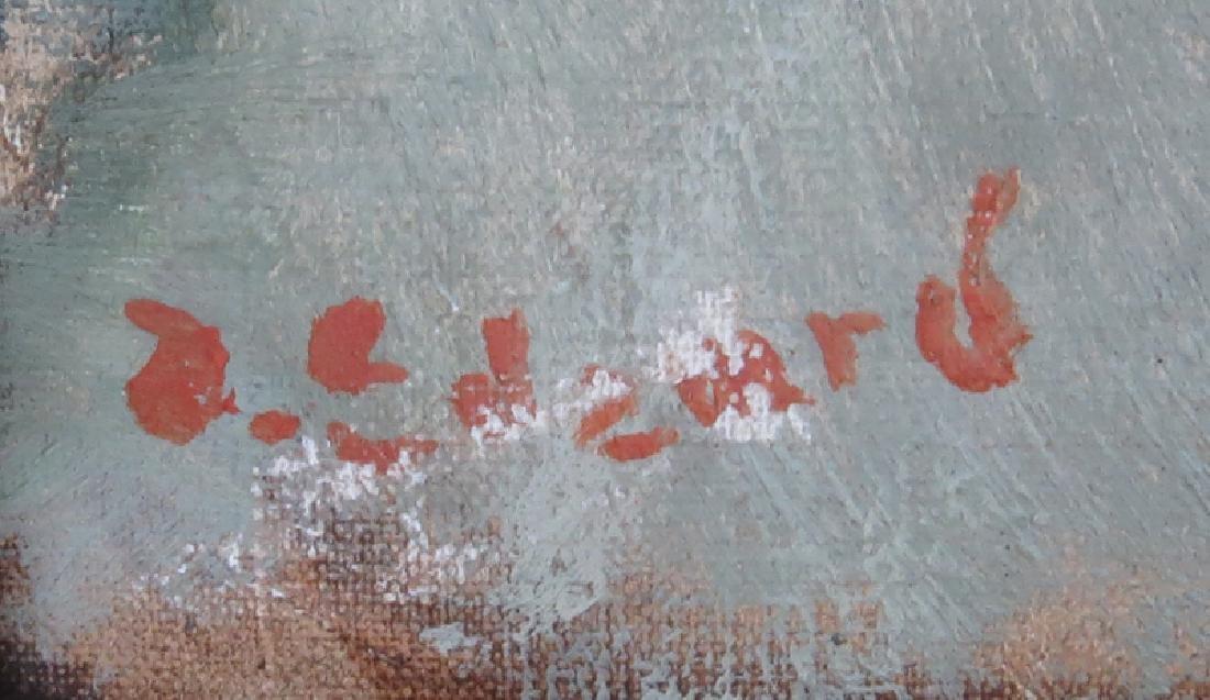 Dietz Edzard, German (1893-1963) Oil on canvas - 3