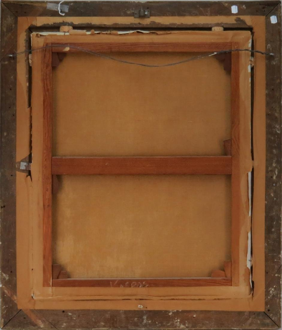 Dietz Edzard, German (1893-1963) Oil on canvas - 4