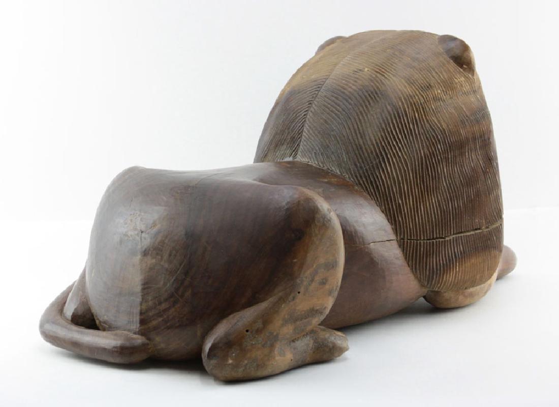 Antonio Juliao, Brazilian (20th Century) Folk Art Wood - 2