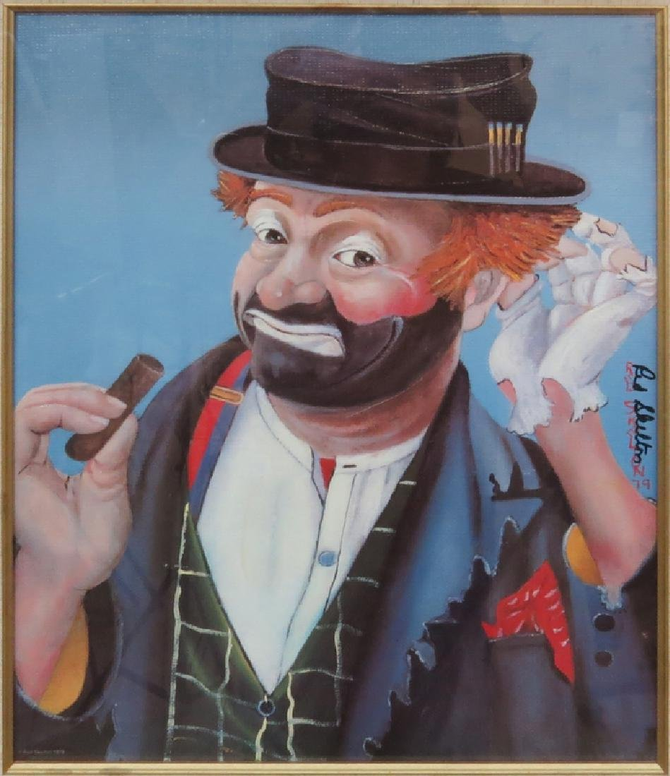 "Three (3) Richard ""Red"" Skelton, American (1913-1997) - 2"