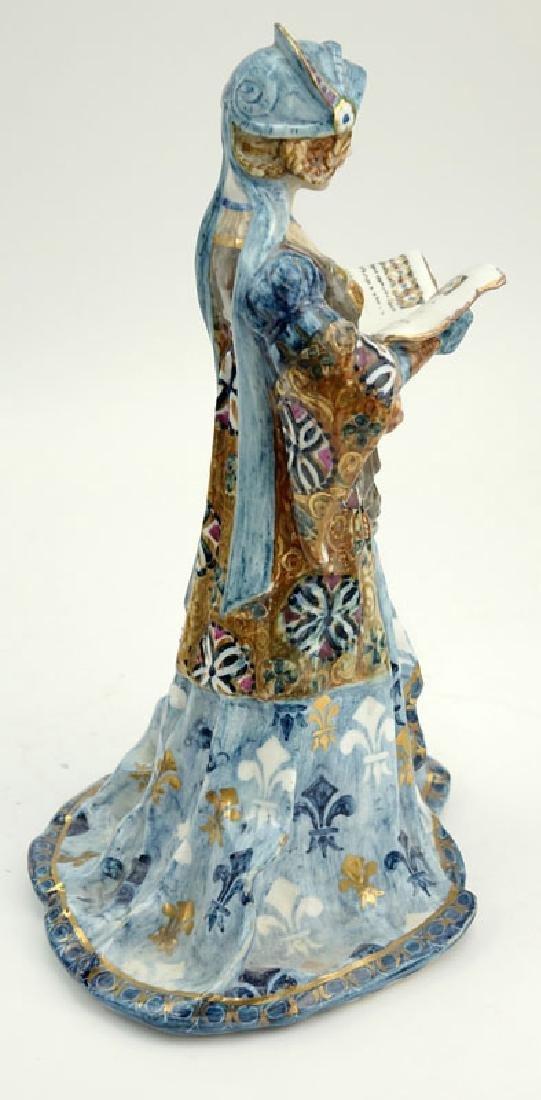 Antique Aloys, French (19th Century) Art Nouveau Glazed - 4