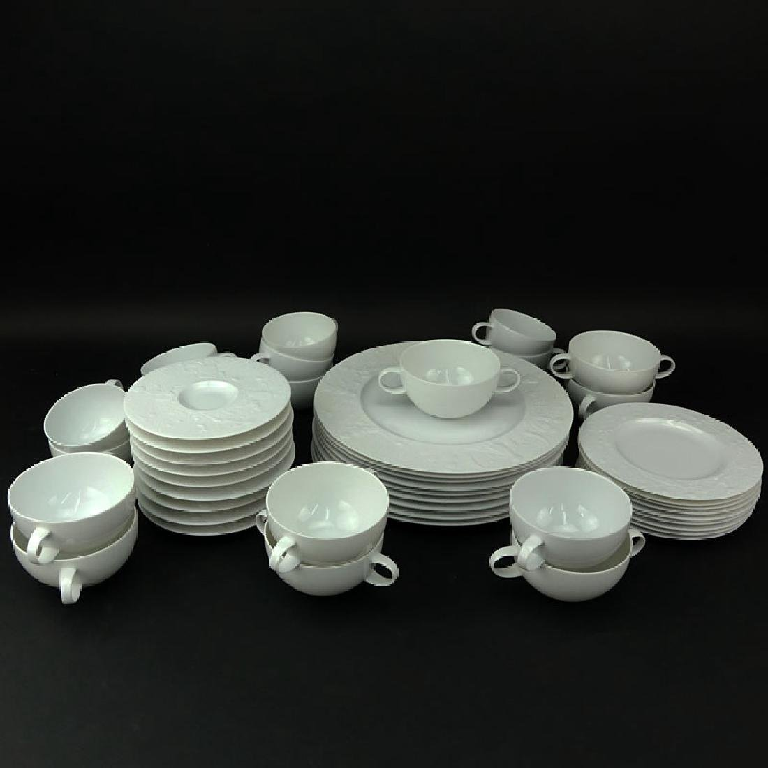 Forty Five (45) Piece Rosenthal - Continental Magic