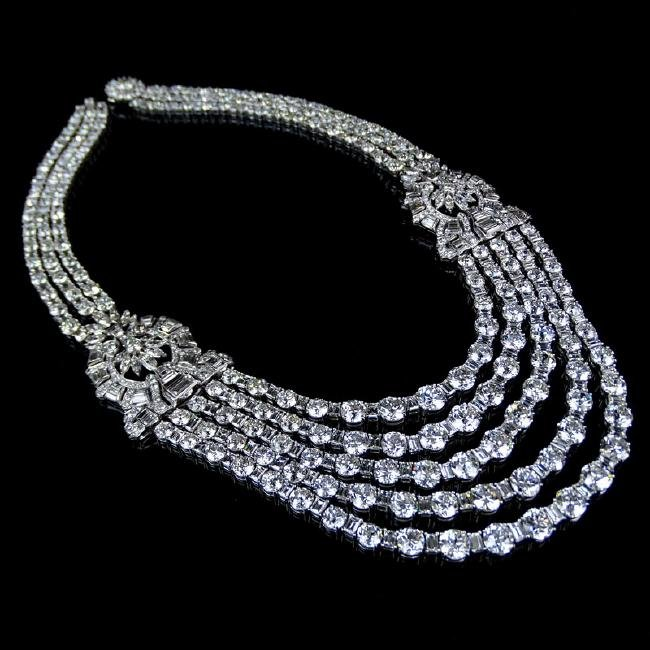 Important Estate Approx. 168.00 Carat Diamond and