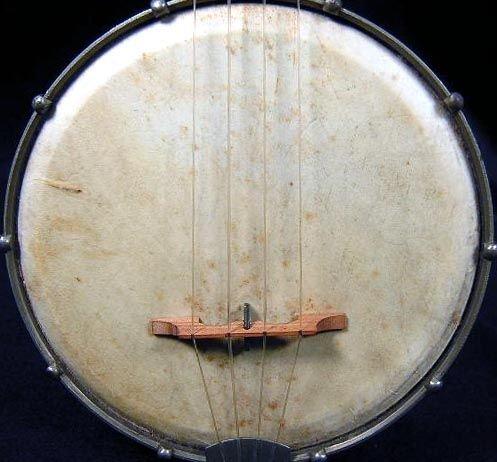 """15: Gibson UB-3/4 """"Baby Gibson"""" Banjo-Ukulele Pre-1930. - 3"""
