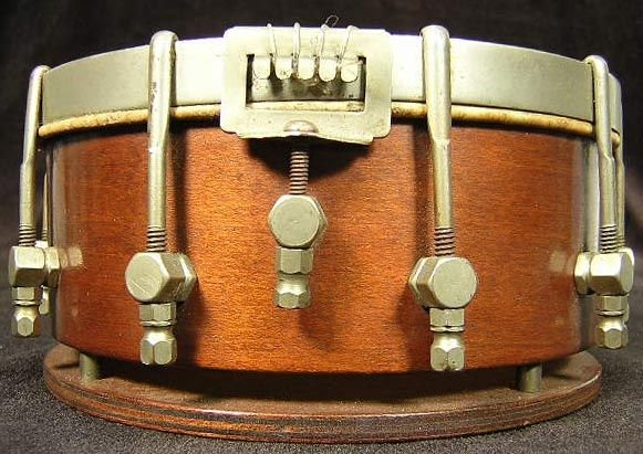 """15: Gibson UB-3/4 """"Baby Gibson"""" Banjo-Ukulele Pre-1930. - 4"""