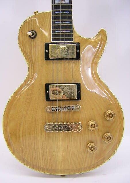 17: Ibanez Professional Model Electric Guitar. Inlaid M