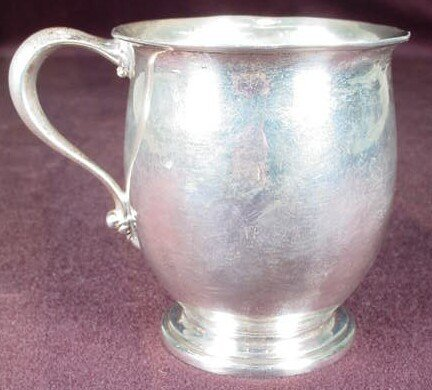 503: Tiffany and Company Makers Sterling Silver Handled
