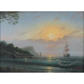 After: Ivan Konstantinovich Aivazovsky, Russian