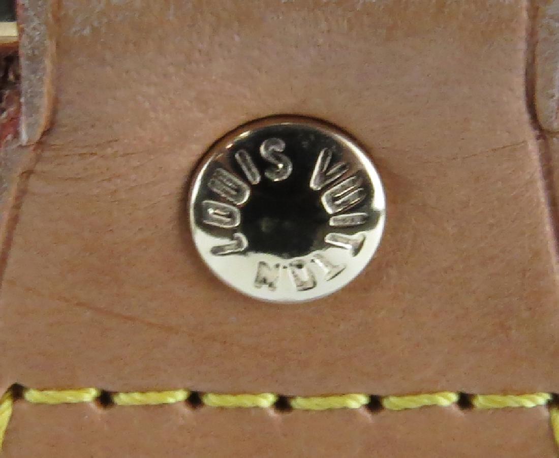Louis Vuitton Vernis Houston Bag. Copper monogram - 6