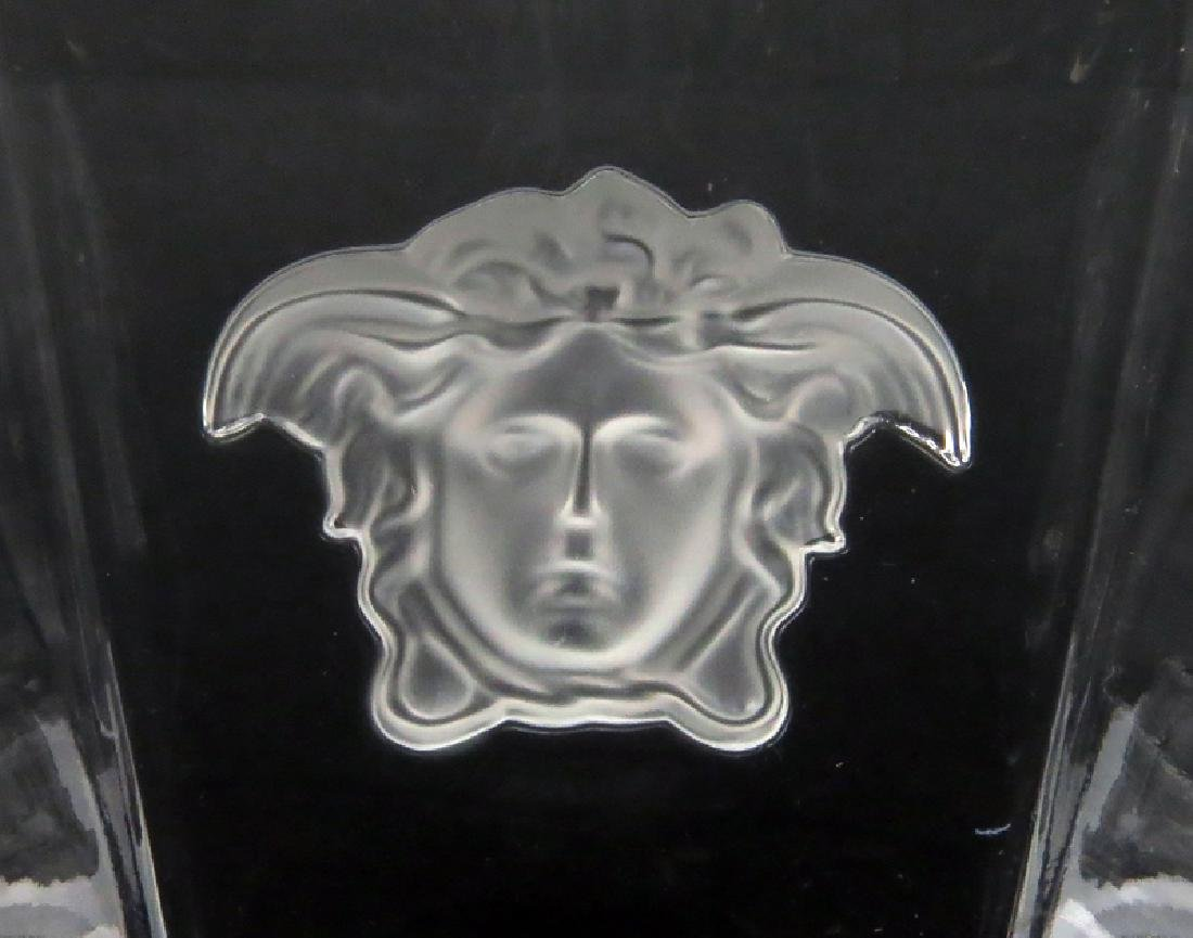 Versace for Rosenthal Treasury Crystal Bowl and Candy - 3