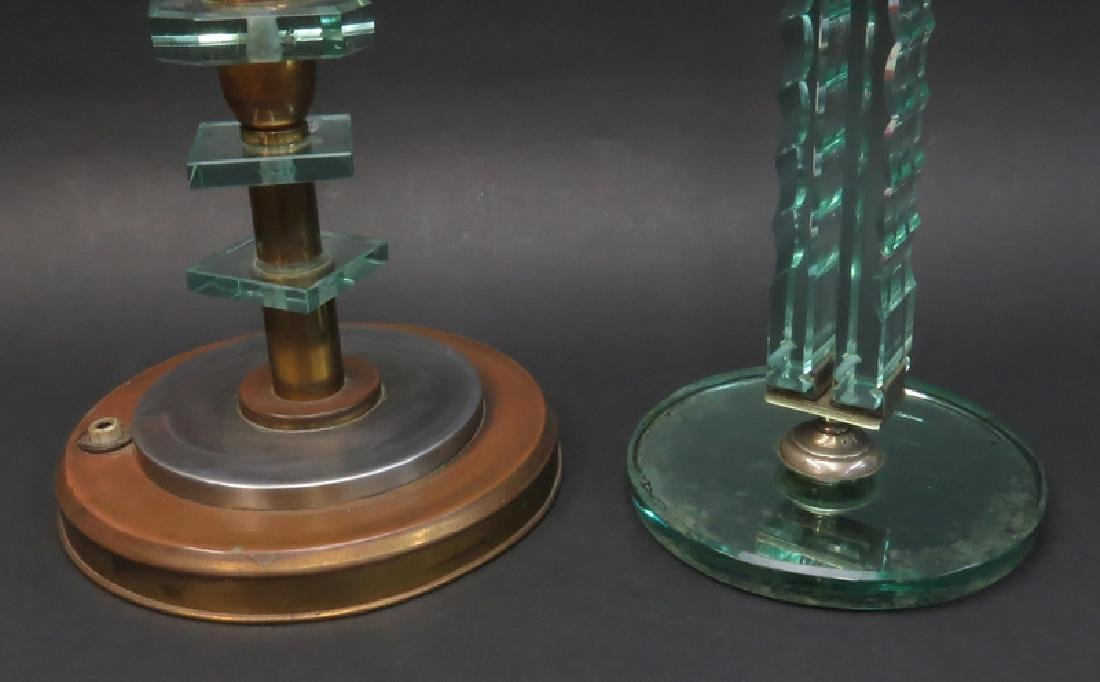 Grouping of Two (2) 20th Century French Style Art Deco - 2