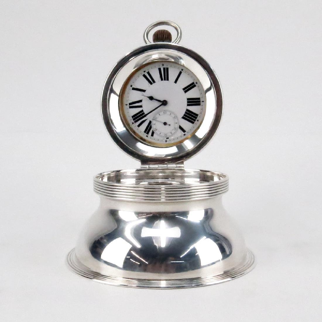 Antique J.C. Vickery London George V Style Sterling