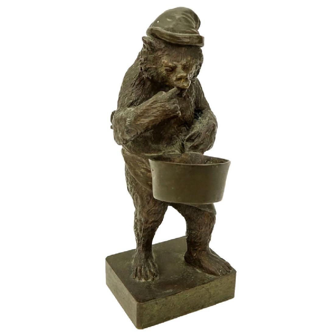 Christophe Fratin, French (1801-1864) Bronze Sculpture,