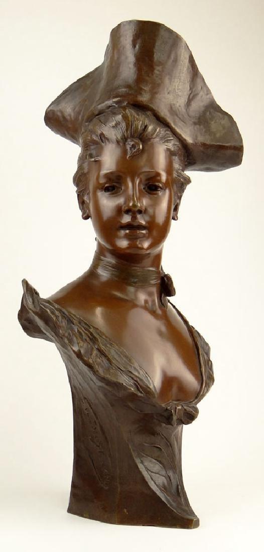 George van der Straeten, Belgian (1856-1941) Bronze