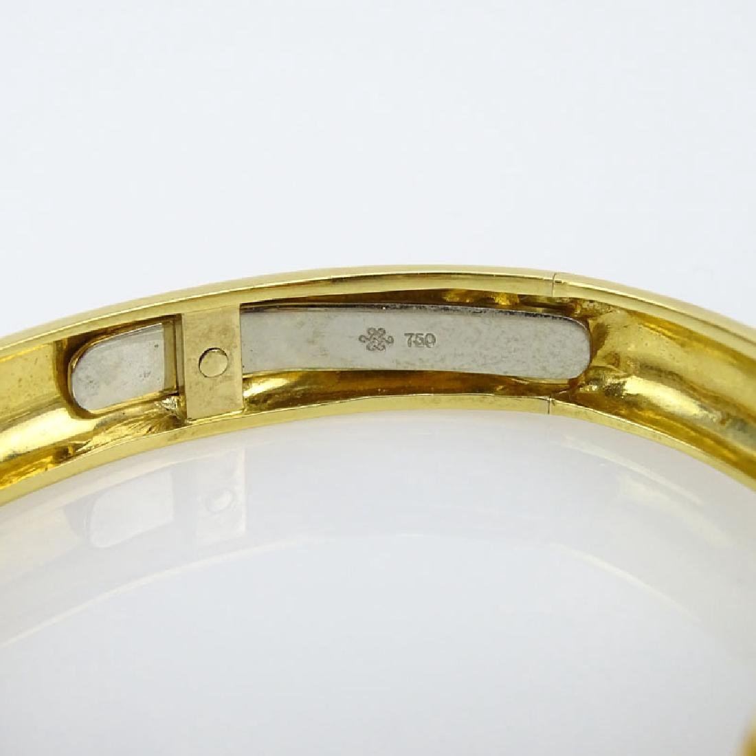 Vintage Italian 18 Karat Yellow Gold, Red Coral and - 2