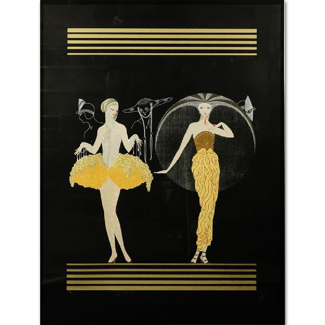 "Erte, Russian/French (1892-1990) ""Morning Day"" Limited"