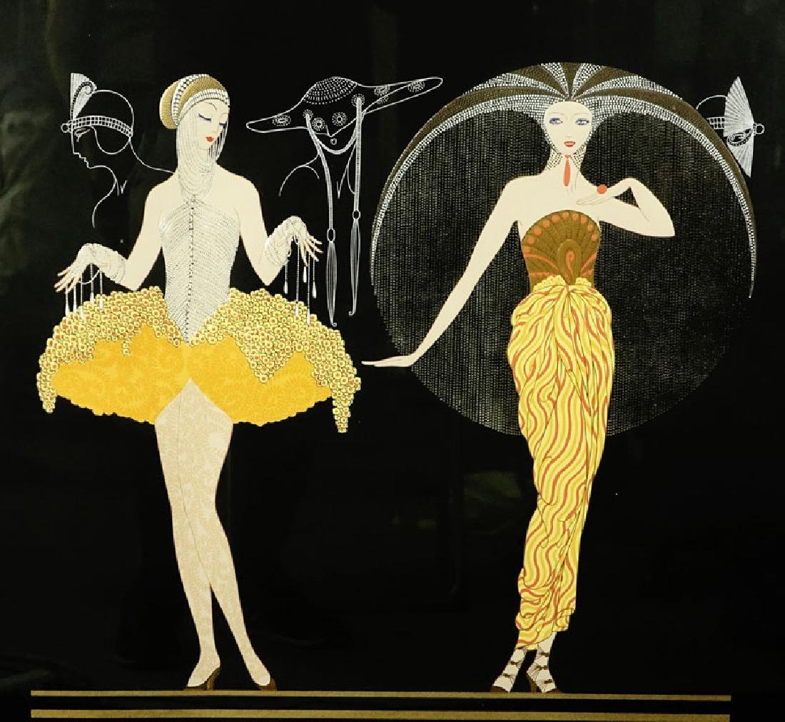 "Erte, Russian/French (1892-1990) ""Morning Day"" Limited - 5"