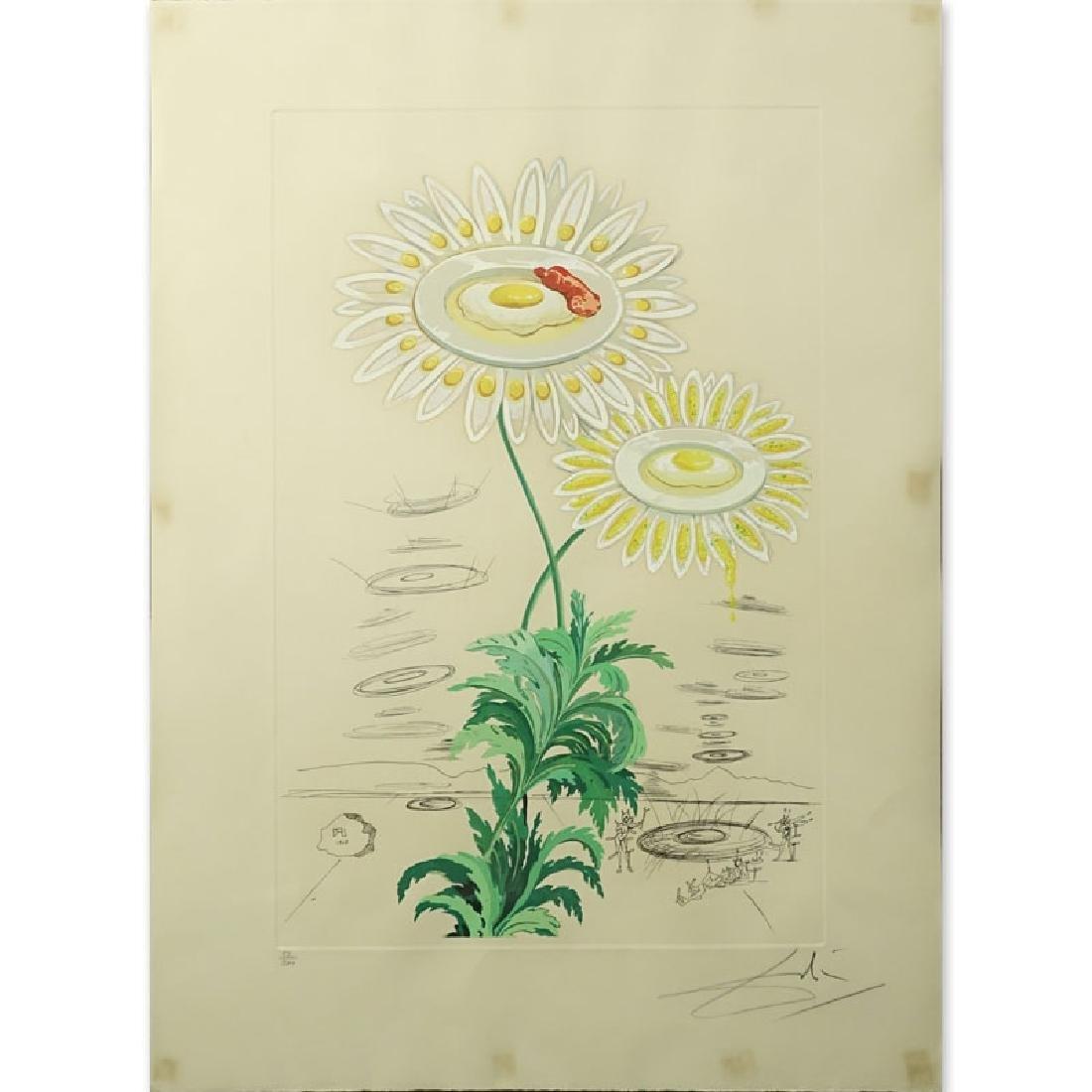 "Salvador Dali, Spanish (1904-1989) ""Flora Dalinae"