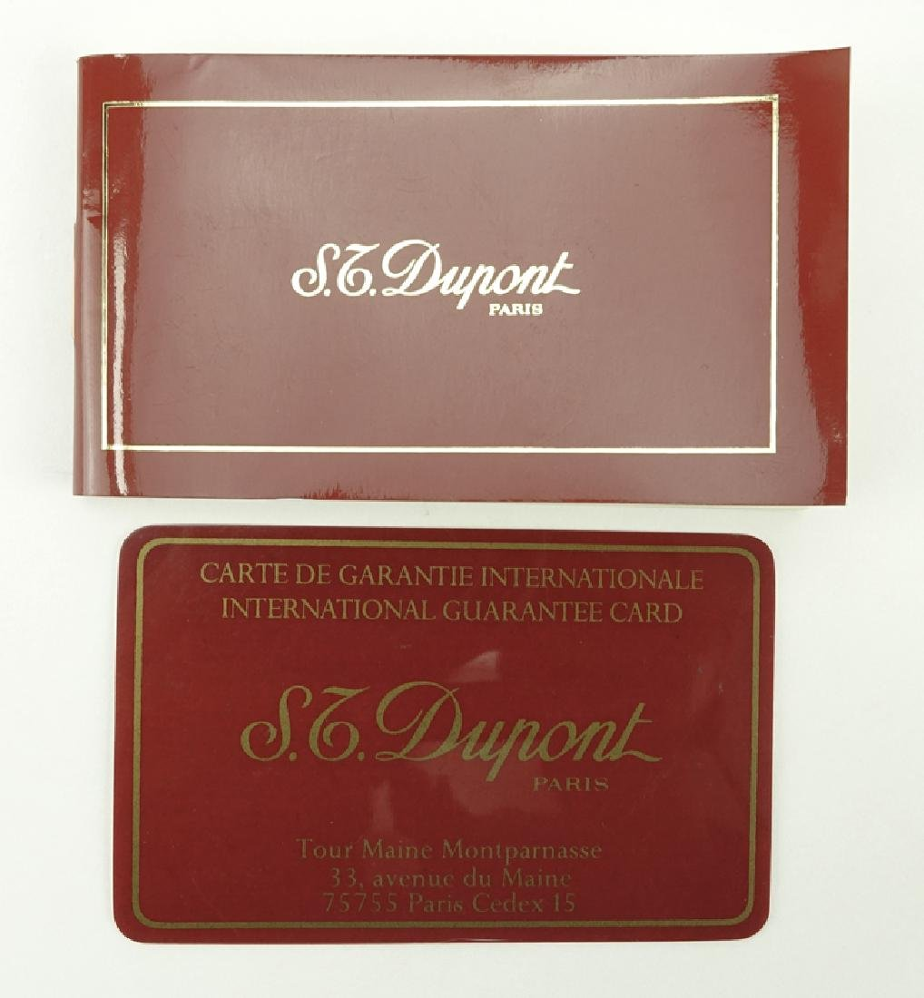 Collection of Four (4) S.T. Dupont Lighters. 2 are - 4